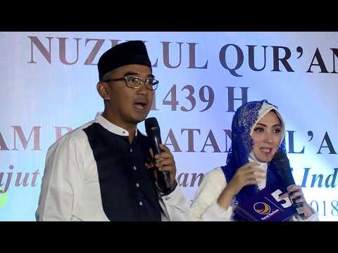 DPP NasDem Peringati Nuzulul Qur'an