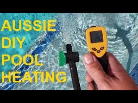 Aussie DIY Solar Pool Heater