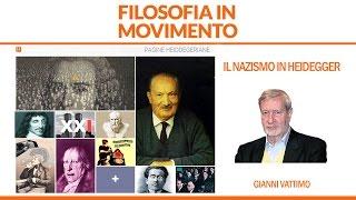 Gianni Vattimo - Il nazismo in Heidegger