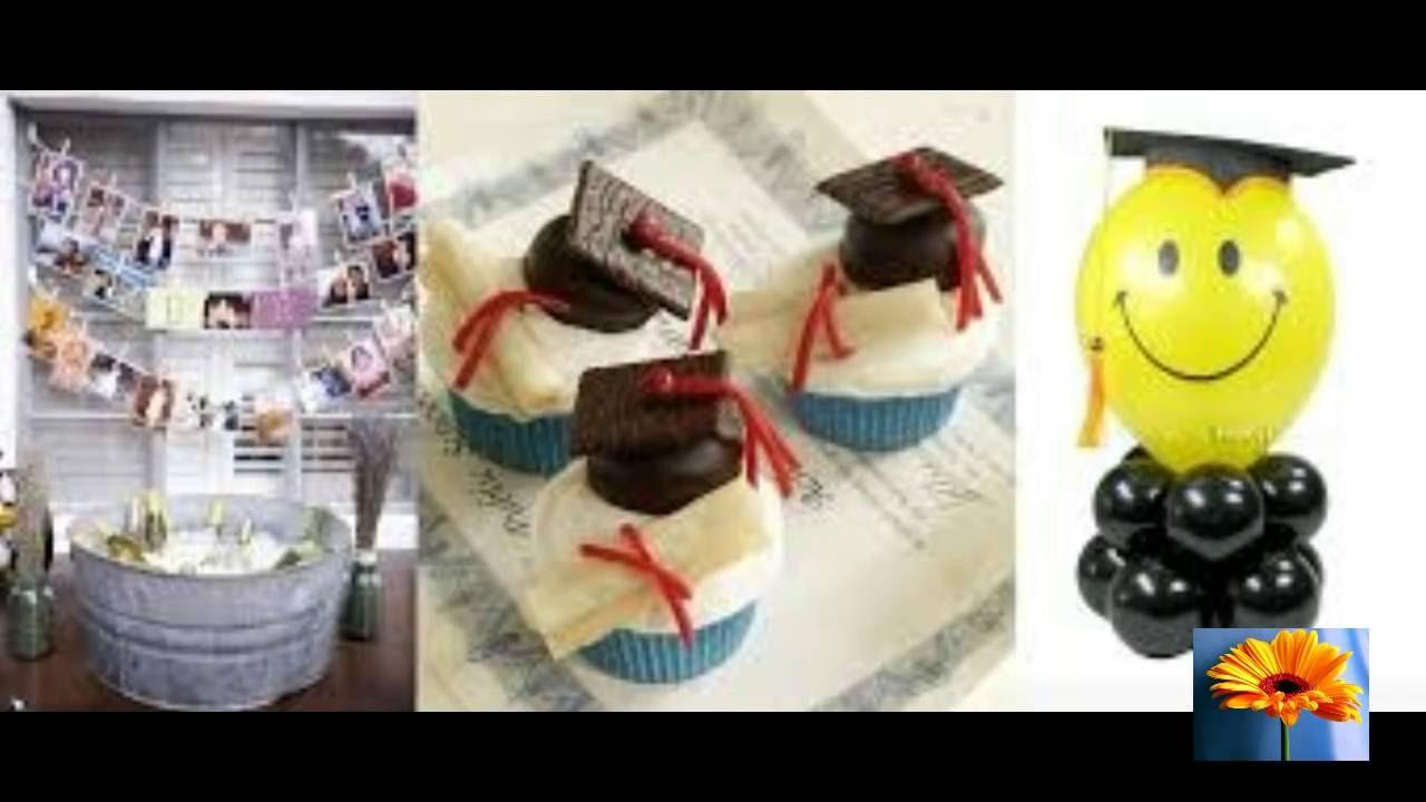25 Ideas De Decoracion Para Tu Fiesta De Graduacion Super Genial