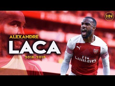 Alexandre Lacazette - Amazing Skills, Passing & Goals - 2018/2019 HD