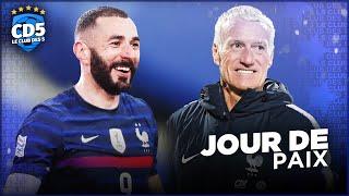 Karim Benzema de retour en équipe de France ! - Débrief #880 - #CD5
