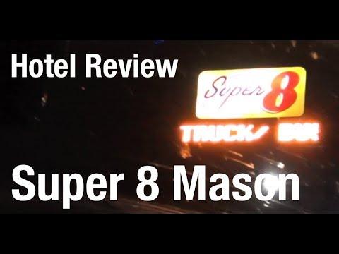 Hotel Review - Super 8 Mason OH