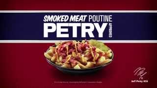New! Smoked Meat Poutine Petry Approved