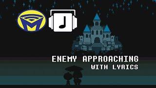 Undertale - Enemy Approaching (NoteBlock Remix) With Lyrics - Man on the Internet