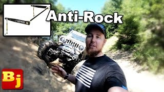 Currie Antirock Installation and Real World Use