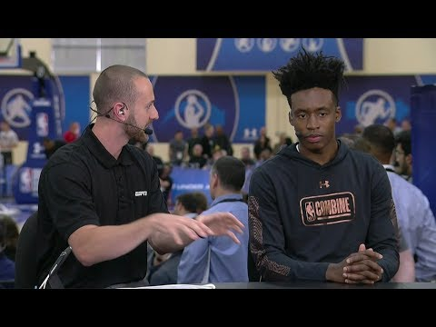 Collin Sexton Full Interview   May 17, 2018   2018 NBA Draft Combine Day 1