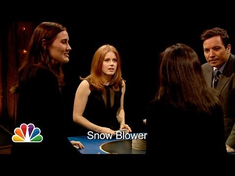 Thumbnail: Catchphrase with Amy Adams (Late Night with Jimmy Fallon)
