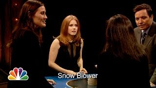 Catchphrase with Amy Adams (Late Night with Jimmy Fallon)