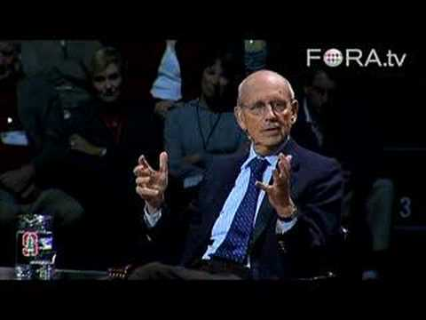 Stephen Breyer  The Supreme Court During Wartime