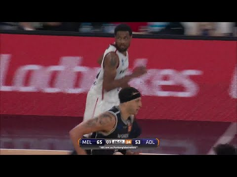 Josh Boone Top Dunks of the Day, 03312018