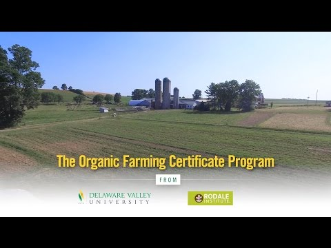 Organic Farming Certificate Program