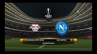 Red Bull Leipzig vs. Napoli | 22/02/2018 | UEFA Europa League 2017/2018