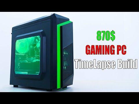 Quá trình lắp ráp và Test Game bộ PC 20 triệu của GEARVN – 4K