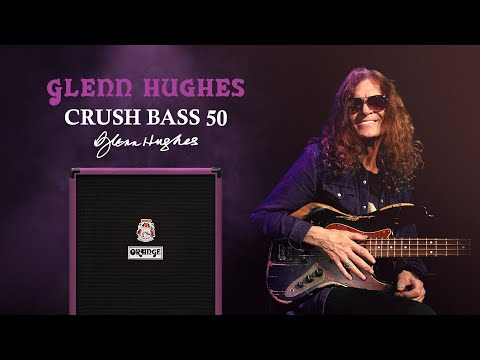 Glenn Hughes Signature Model Crush Bass 50