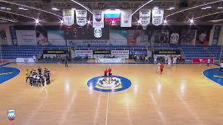 Париматч Высшая лига 1 4 финала Тюмень д КПРФ 2 Матч 1