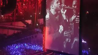 The weeknd- die for you (live performance)