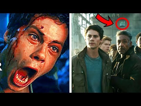 Download Youtube: 10 Things You Missed in Maze Runner Movie Trailer