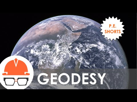 Sphere Earth Conspiracy - Geodesy