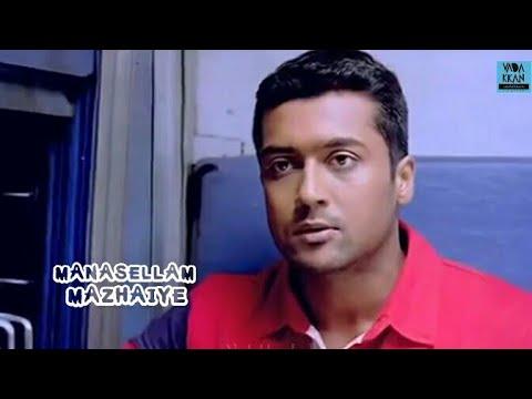 Manasellam Mazhaiye | Saguni movie song | Tamil whatsapp