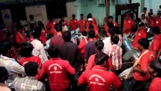 Maharashtra TEEN MAAR band in Falaknuma,Hyderabad 3