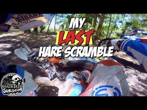 My LAST Hare Scramble | Astronaut Trail 2019