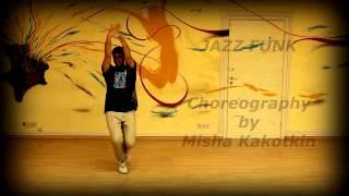 Jazz Funk / Обучение танцам в Санкт-Петербурге