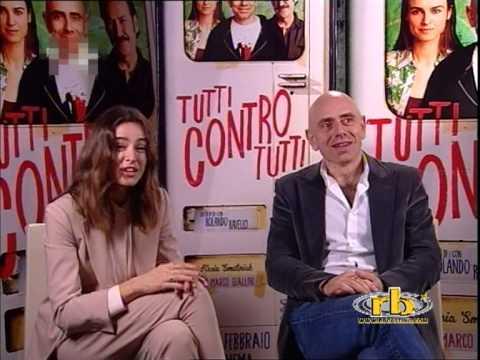Kasia Smutniak, Rolando Ravello, intervista, Tutti contro Tutti, RB Casting