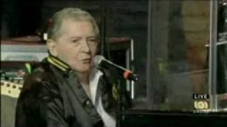 Jerry Lee Lewis I Don't Want To Be Lonely Tonight 2008