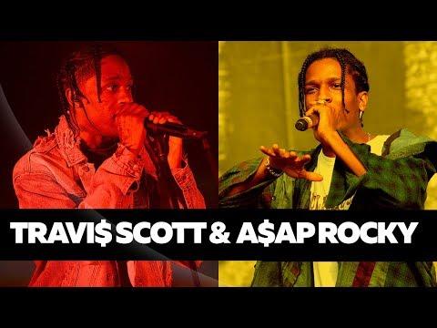 Rosenberg Questions Funk Flex On A$AP Rocky/Travi$ Scott Comments