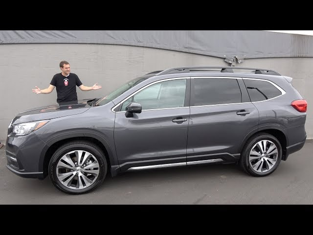 The 2019 Subaru Ascent Is the Subaru SUV We've All Been Waiting For