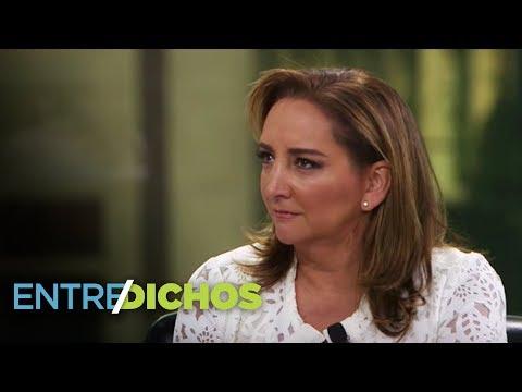 "Claudia Ruiz Massieu: ""El PRI quiere ser ¡de Centro-izquierda!"""