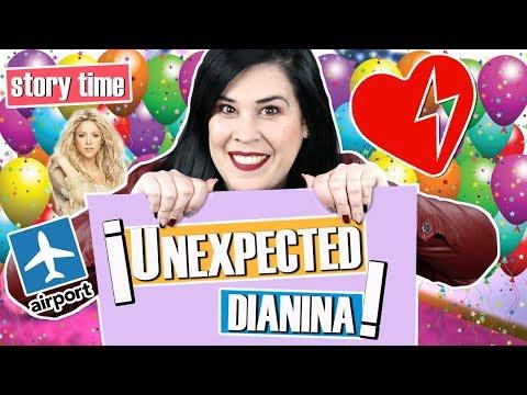 ¡UNEXPECTED DIANINA! Cuando menos te lo esperas... | Story time