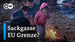 Flüchtlinge im Niemandsland: Wie angespannt ist die Situation an der griechisch-türkischen Grenze?