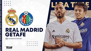 Match Live/Direct : <b>REAL MADRID</b> - GETAFE | LIGA Time