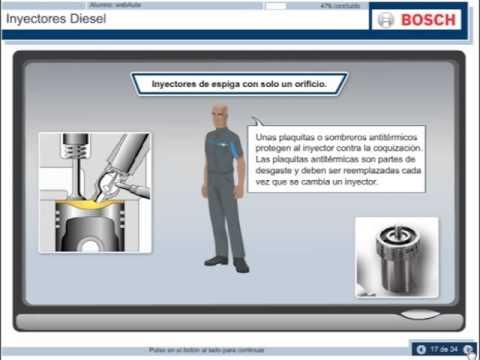 Súper Profesionales Bosch Diesel - Inyectores