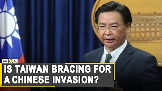 Wion Straight Talk: Is Taiwan bracing for a Chinese invasion? | Interview with Joseph Wu | WION