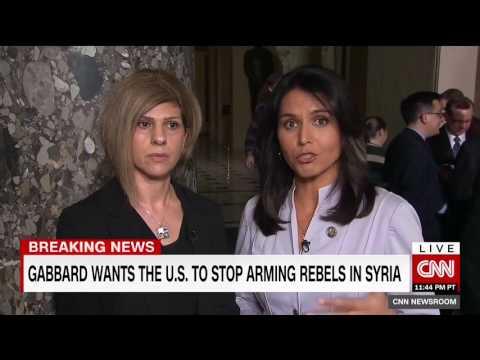 Rep. Tulsi Gabbard, Tima Kurdi Call for End to Regime Change War in Syria