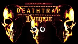 Lets Play Deathtrap Dungeon Part 1 Welcome to Fang