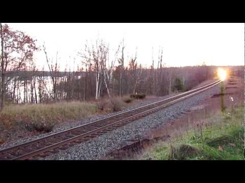 Four of a Kind - SD40-2 Heaven - Christie Lake ON