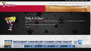 Restaurant chain Big Boy announces mascot change