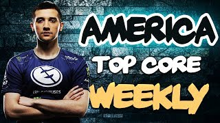Highest MMR Players in Dota 2 - TOP CORE Weekly [America]