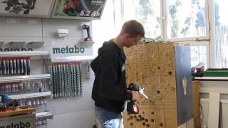 Завод Metabo (Германия, октябрь 2013 г.). Презентация новинок. Ролик 1