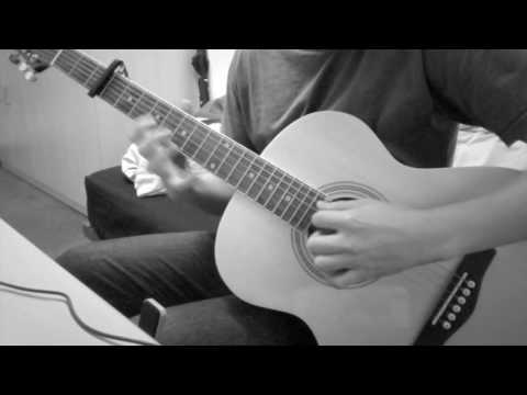 Andy McKee - For My Father (cover)