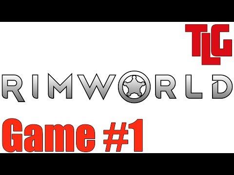 RimWorld. Game 1. TimeLapse Game |