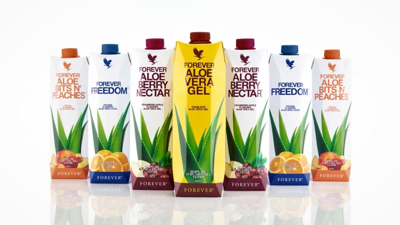 The Evolution Of Forever Aloe Vera Gel Youtube