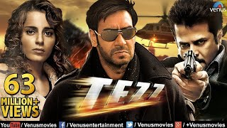 vuclip Tezz (HD) | Full Hindi Movie | Ajay Devgan Full Movies | Latest Bollywood Movies - ENGLISH SUBTITLE