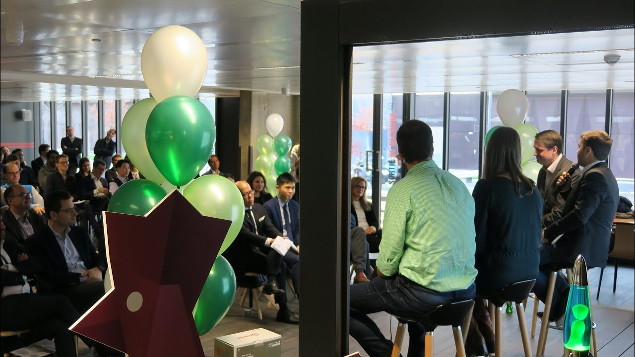 INSEAD - STATION F LaunchPad Ignition Event