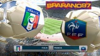 Fifa 13 | ITALIA-FRANCIA | GAMEPLAY | FULLHD | 1080p |