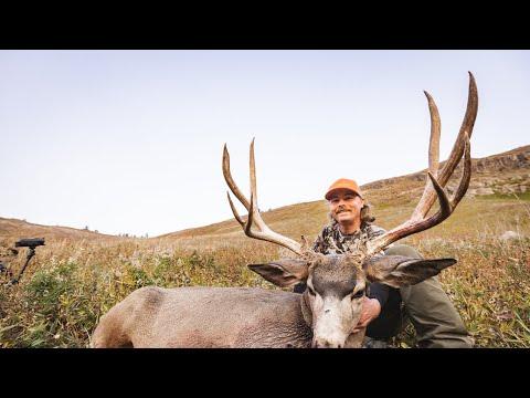 Wyoming Backcountry Mule Deer Hunt. Rifle Season 2020